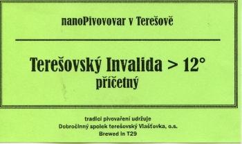 nanoPivovovar Terešov