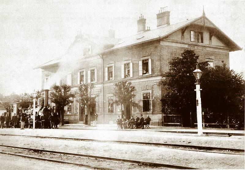 nádraží Kyšperk