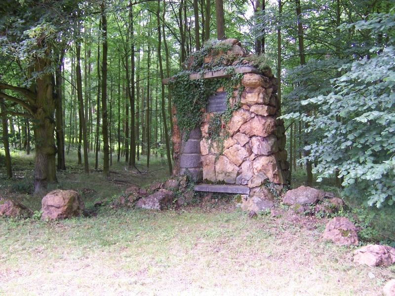 Památník Jana Tetřeva v Terešově