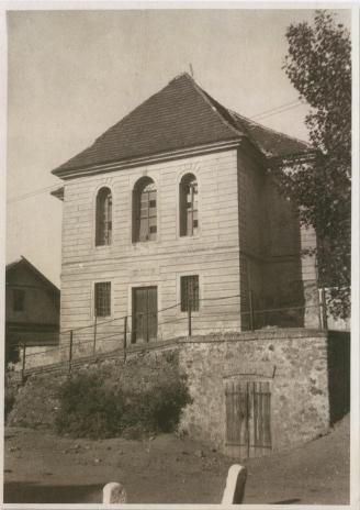 Synagoga v Terešově